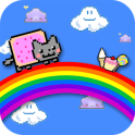 Nyan Cat Rainbow Runner
