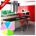 Подобрать цвет кухни