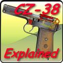 CZ-38 (vz 38) pistol explained