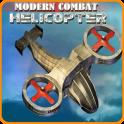 Modern Guerra helicóptero de