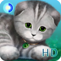 Silvery the Kitten