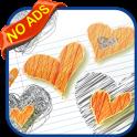 2 Hearts Match No Ads