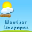 Weather Livepaper Lite