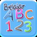 Belajar Huruf dan Angka ABC123