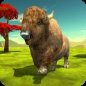 Buffalo Survival Simulator