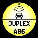 Duplex A86 Radars