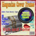 Magazine Cover Frame Maker