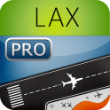 Los Angeles Airport Pro (LAX) Flight Tracker