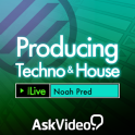 Techno & House Course For Live