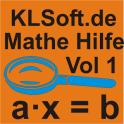 Mathematik Hilfe Vol 1