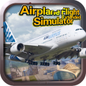3D Plane Flight Fly Simulator