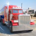 トラック運転手の3D:エクストリーム道路