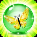 Marble Schmetterling Shooter