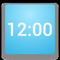 Roboto Clock