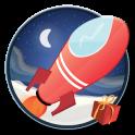 Rocket Sledge Xmas