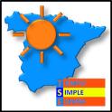 Simple Weather Spain