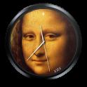 Mona Lisa Watch Face