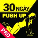30 Ngày Tập Cơ Ngực & Vai Pro