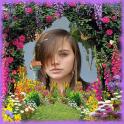 Flower Frames Photo Maker