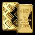 Gold bar Wallpaper
