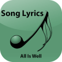 Hindi Lyrics of All Is Well