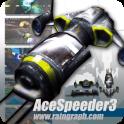 AceSpeeder3 Lite - SFレーシングゲーム