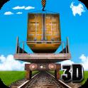Railway Cargo Crane Simulator