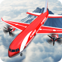 3D Flight Sim - Airplane