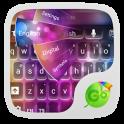 GO Keyboard Multicolor Theme