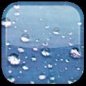빗방울 라이브 배경화면