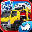 Euro Truck Street Parking Sim