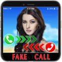 Fake girlfriend call