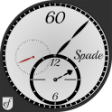 Spade Watch Face FREE