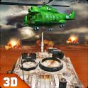 Hélicoptère Chars Warfare