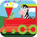 Zoo Train Free Game For Kids