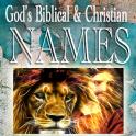 God Biblical/Christian Names