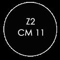 Z2-CM 11/MAHDI Black Theme