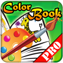 Color Book for Kids Pro