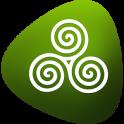 Keltischen Meditation & Kunst
