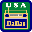 USA Dallas Radio Stations