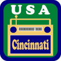 USA Cincinnati Radio Stations