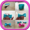 Facile Bow cheveux Tutorial
