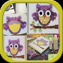 DIY-Knopf Crafts-Ideen