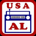 USA Alabama Radio Stations