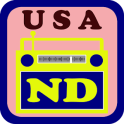 USA North Dakota Radio Stations