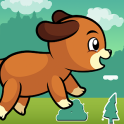 Canny: The Lucky Puppy-Dog: Jump Adventure