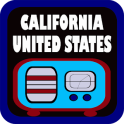 California USA Radio
