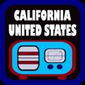 California USA Radio
