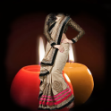 Stylish Saree Photo Maker