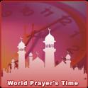 Muslim World Prayers Time